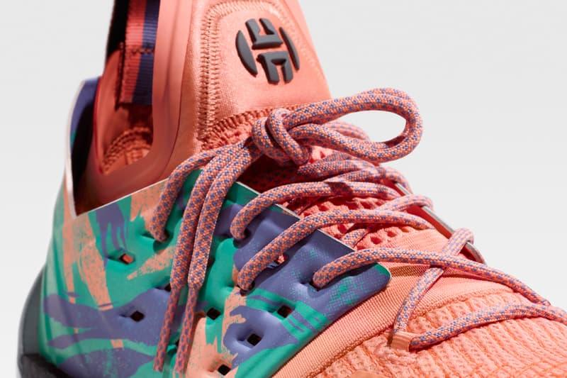 adidas Harden Vol 2 James Harden Houston Rockets adidas Hoops footwear