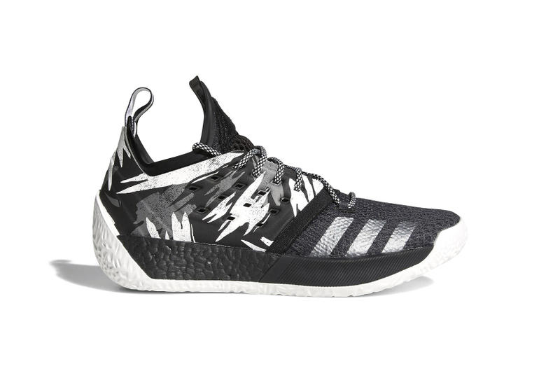 online retailer 883fb 166c8 adidas Harden Vol 2 Traffic Jam Concrete James Harden footwear release  dates march 1 10 2018