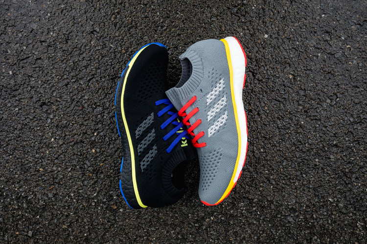 size 40 ba99c 7122e adidas by kolor Launches Limited Spring/Summer 2018 Footwear