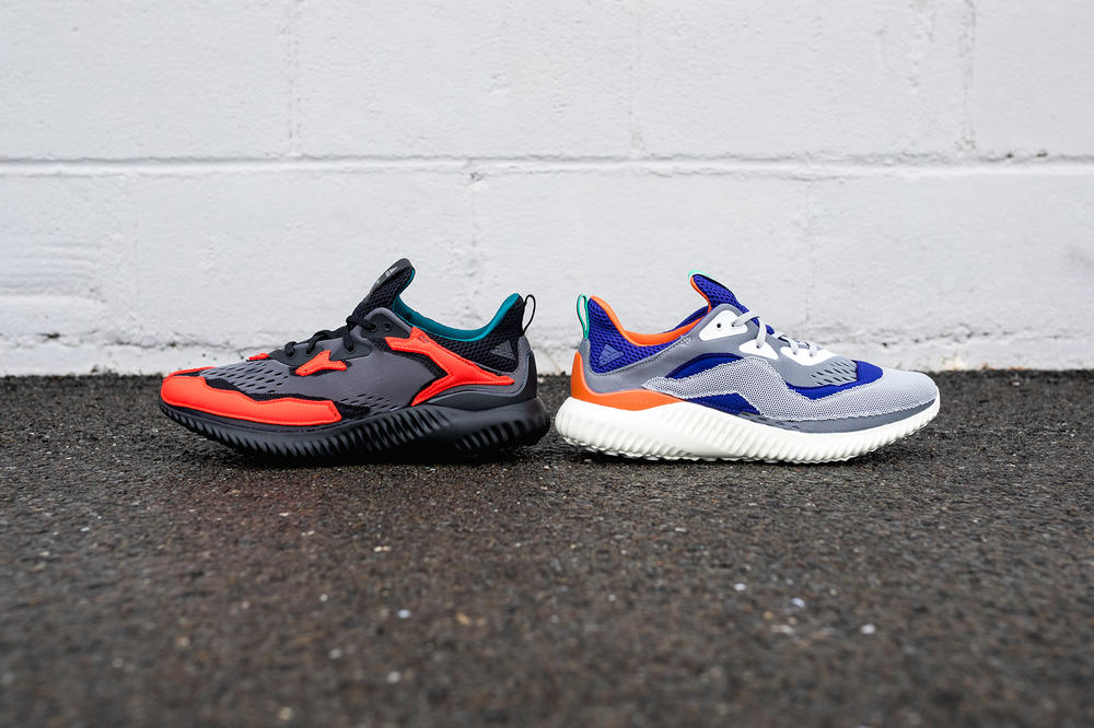 adidas kolor Spring Summer 2018 adizero prime boost alphabounce 2018 february release date info sneakers shoes footwear packer