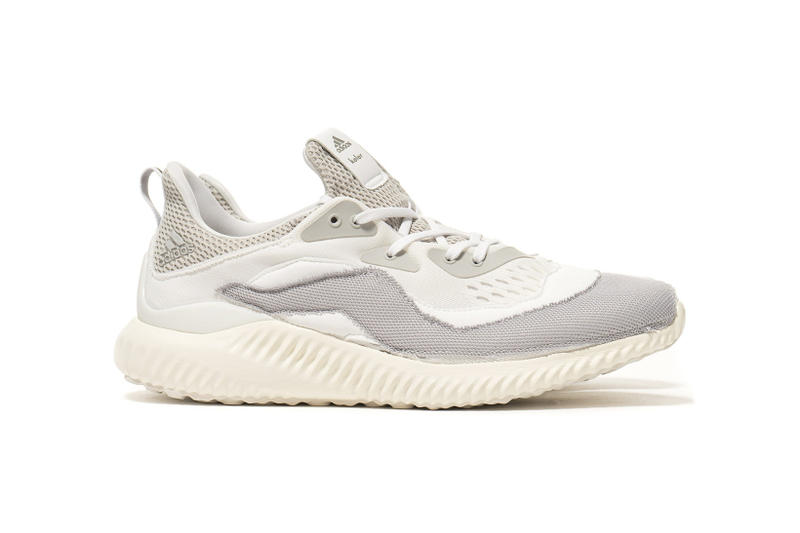 more photos 0845f 7e8ed adidas kolor alphabounce off white grey collaboration 2018 february release  date info sneakers shoes footwear HAVEN