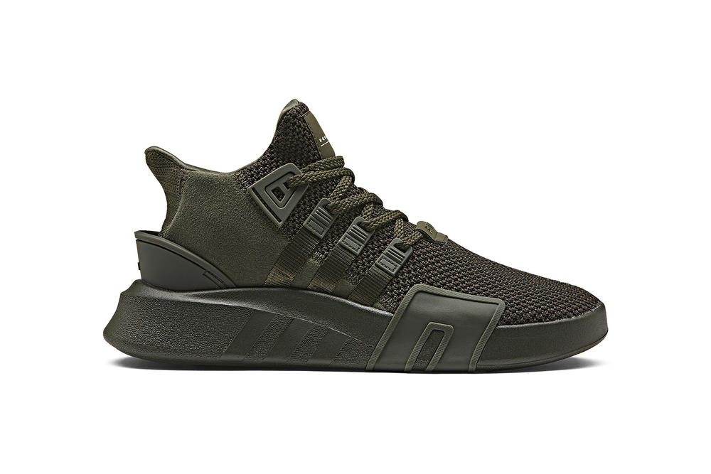 adidas Originals EQT BBall ADV Cargo Green Onix 2018 february 15 release date info sneakers shoes footwear