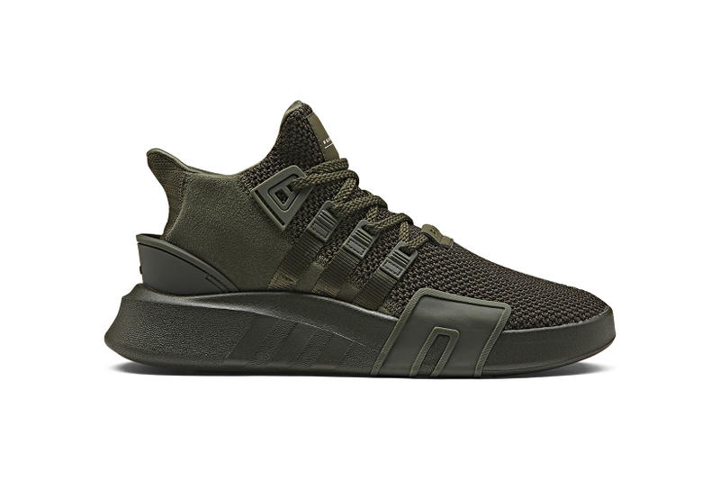 various colors 64dcb a1f7f adidas Originals EQT BBall ADV Cargo Green Onix 2018 february 15 release  date info sneakers shoes