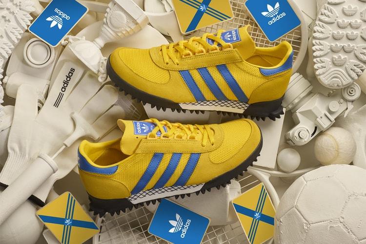 e555694e4b95 adidas Originals Reveal a Malmo-Inspired Marathon TR · Footwear