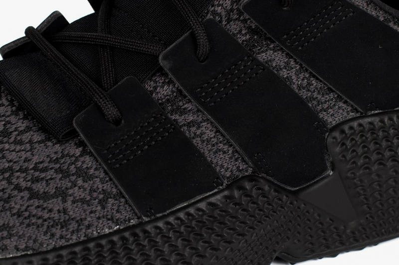 adidas Prophere Triple Black March 2018 Release Info