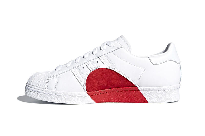 6e5041dba8b1 adidas Valentine s Day Superstar red heart adidas Originals. 2 of 3
