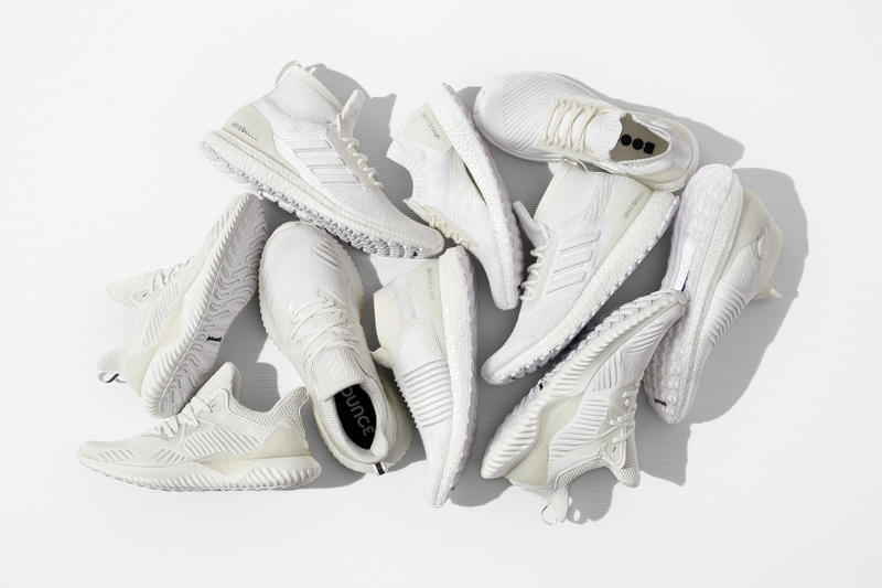 adidas Running Undye Pack ultraboost laceless atr x alphabounce beyond 2018 february 10 release date info sneakers shoes footwear