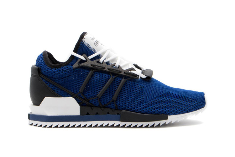 5e504b728 The adidas Y-3 Harigane Receives a Blue-Toned