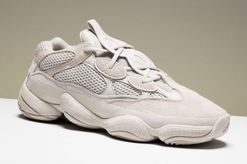 Another look at adidas YEEZY 500 blush