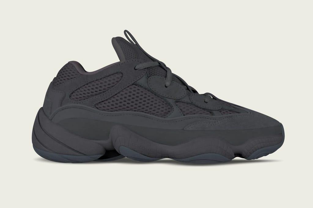 yeezy desert rat sneakers
