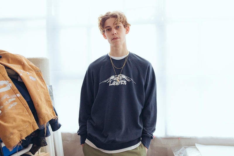 Adsum 2018 Spring/Summer 2018 Lookbook Collections Group of Seven Lawren Harris