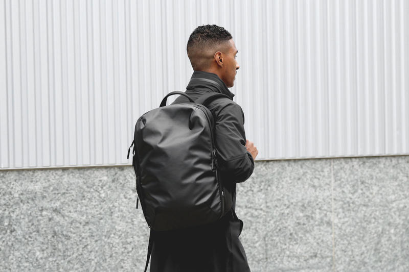 Aer Spring/Summer 2018 Bag Collection Tech Day Pack Commuter Bag Duffle Backpack Waist