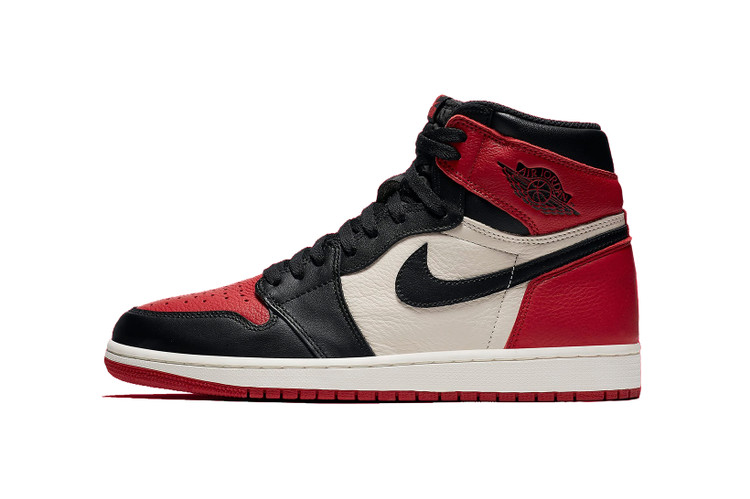 9c4a6f58e7a Nike Blends Two Classic Air Jordan 1 Colorways With