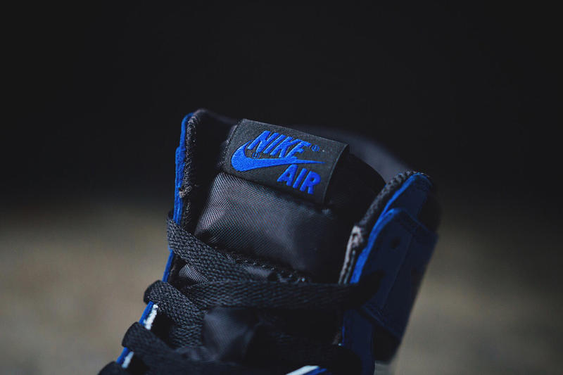 Air Jordan 1 Retro High OG Game Royal Jordan Brand March 24 Release