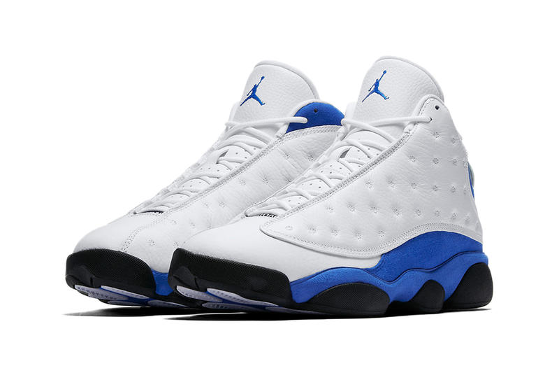Air Jordan 13 Hyper Royal 2018 Washington Wizards NBA MJ Michael Jordan Chicago Bulls Basketball Nike Jordan