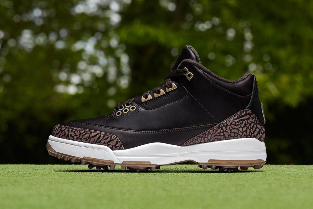 Air Jordan 3 Golf white cement bronze brown premium footwear release date details info drops february 16 2018