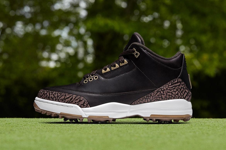 official photos 79261 9fe86 Air Jordan 3 Golf