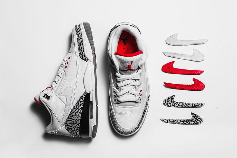 san francisco e9529 f408d Justin Timberlake's Air Jordan 3 by Shoe Surgeon | HYPEBEAST