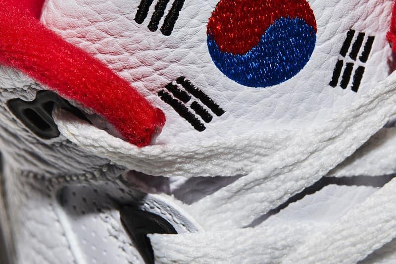 Air Jordan 3 Seoul Korea nike official unveiled march 10 2018 release date info sneakers shoes footwear