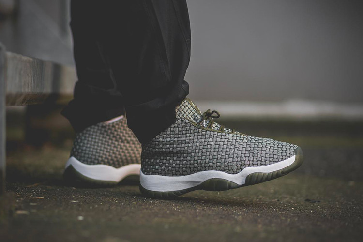 best service ed322 ee6b0 The Air Jordan Future Receives an