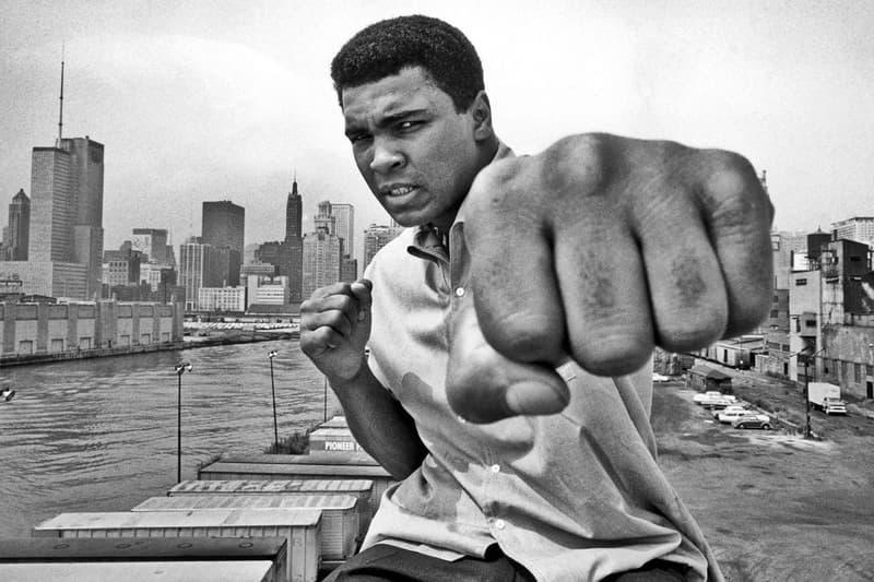 Muhammad Ali Rare Images Book Ali Steve Schapiro Sports Illustrated