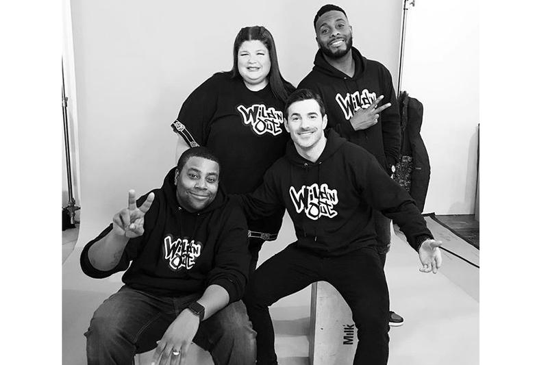 All That Cast Wild 'N Out Reunion Kenan Thompson Kel Mitchell Nickelodeon MTV