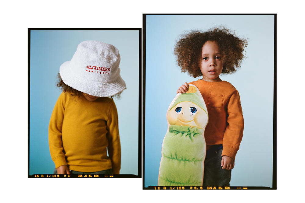 Alltimers Presents Spring 2018 Lookbook Skateboard Skateboarding Culture Skate Menswear Street Culture Hoodie Long-sleeve Loungewear
