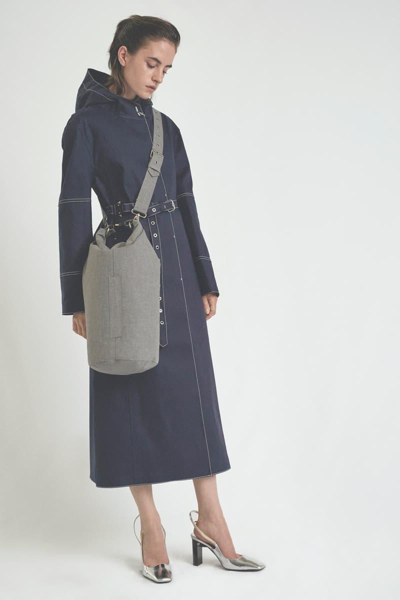 ALYX Mackintosh 2018 Spring Summer Collaboration Outerwear Raincoats bags belts accessories treatment dye matthew williams