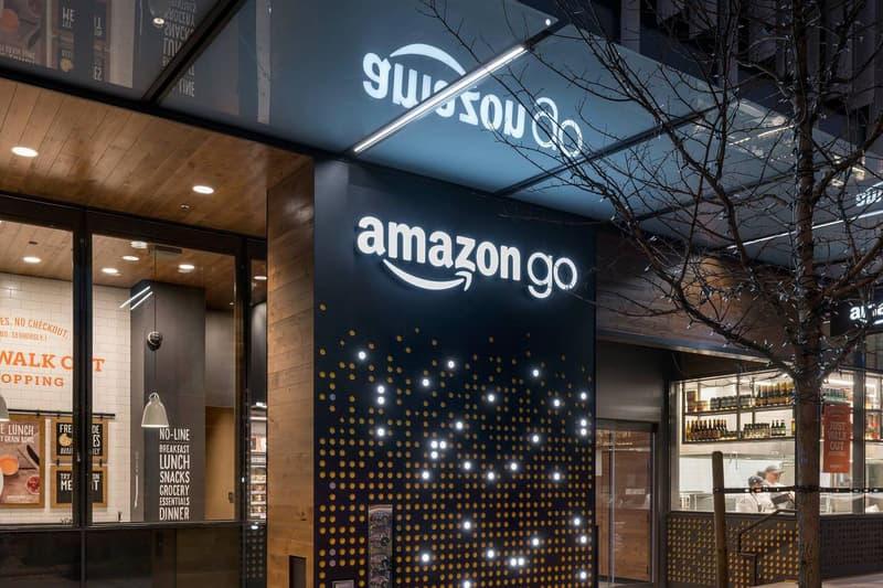 Amazon Go New Stores Seattle Los Angeles 2018