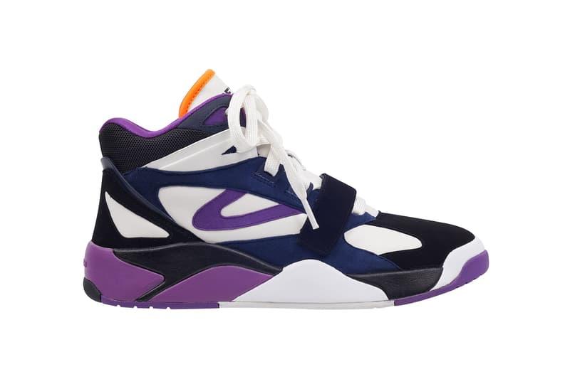 Andre 3000 Tretorn Bostad retro 80s style purple beige colorways 2018 february 1 release date info sneakers shoes footwear