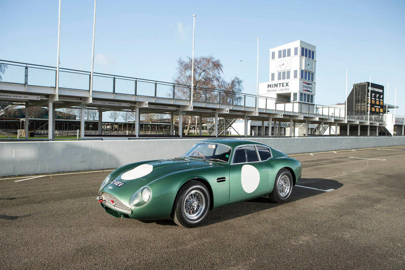 Aston Martin DB4GT Zagato Most Expensive Car Sold Britain