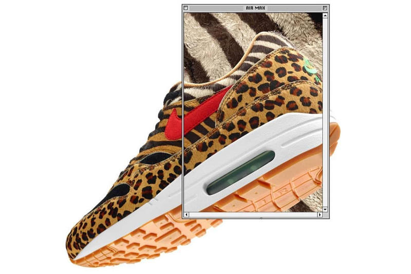 atmos nike hanon beast pack drop date info release date teaser animal air max 1 95 print day 2018 march 17 announcement