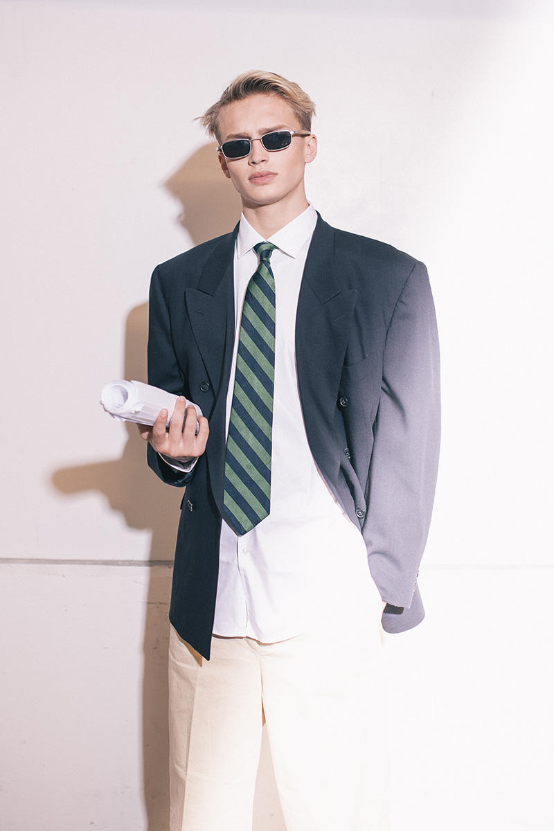 Balenciaga Uniqlo Thom Browne Yang Li Fucking Young! Editorial Kingsman