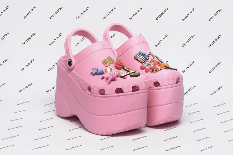 Balenciaga Crocs normcore