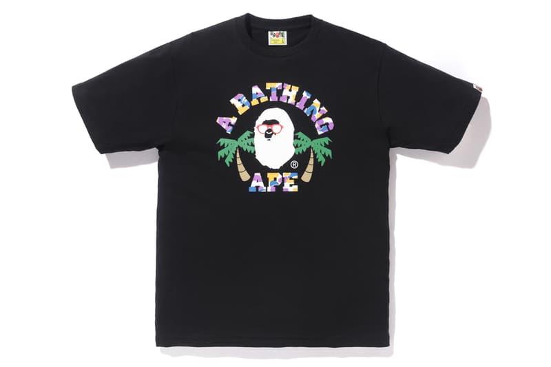 BAPE Exclusive LA Capsule Lookbook A Bathing Ape Los Angeles