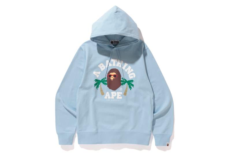 fe39effa20e BAPE Exclusive LA Capsule Lookbook A Bathing Ape Los Angeles