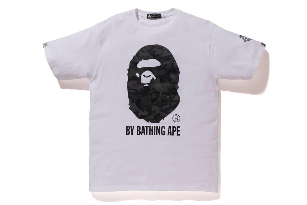 mastermind JAPAN BAPE A Bathing Ape Exclusive LA Collection Lookbook