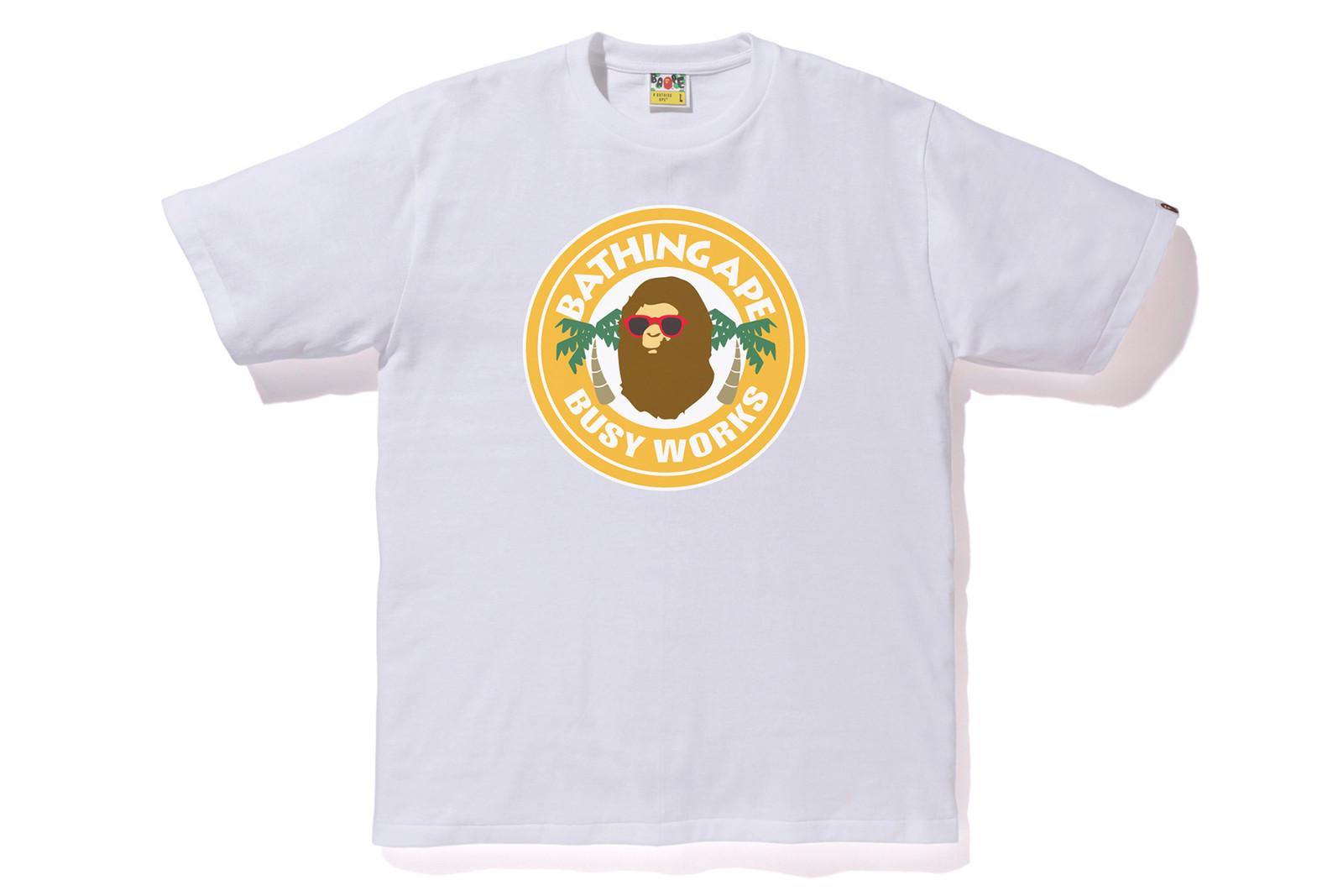 BAPE Melrose Los Angeles Store Opening streetwear japanese fashion label clothing shoes apparel menswear mens label