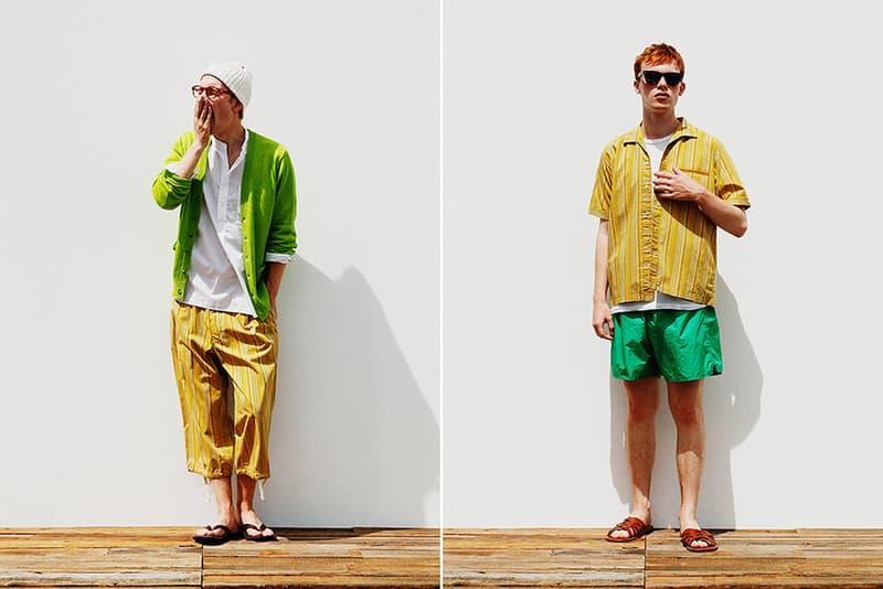 BEAMS Plus 2018 Spring Summer collection Lookbook japan