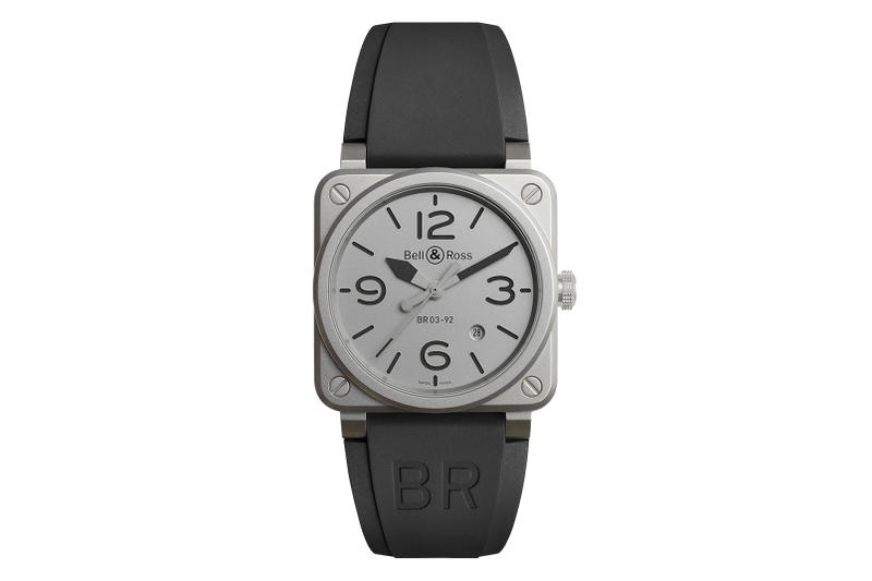 Bell Ross 03-92 Horoblack Watch Watches