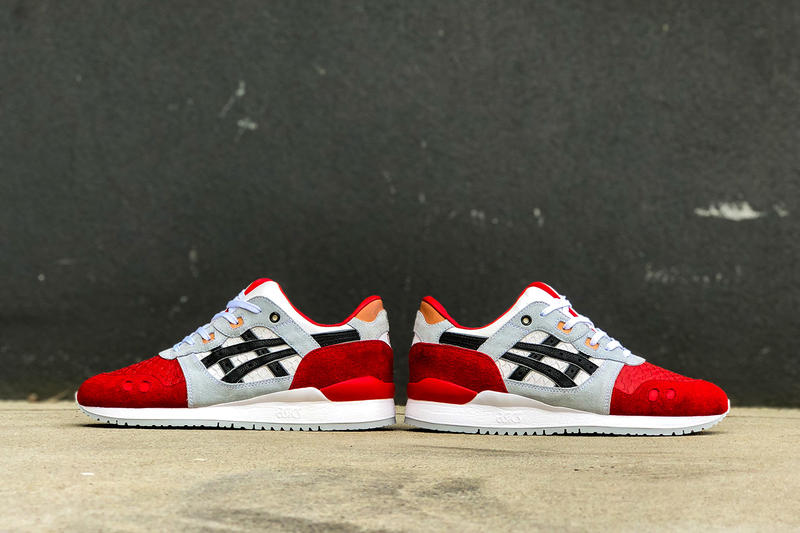 new styles 9f03a d8076 BespokeIND Drops Afew x ASICS GEL-Lyte III