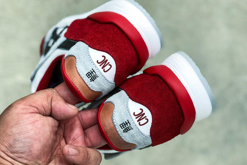 "BespokeIND Afew ASICS GEL-Lyte III ""Koi"" Custom Sneakers Release Info"
