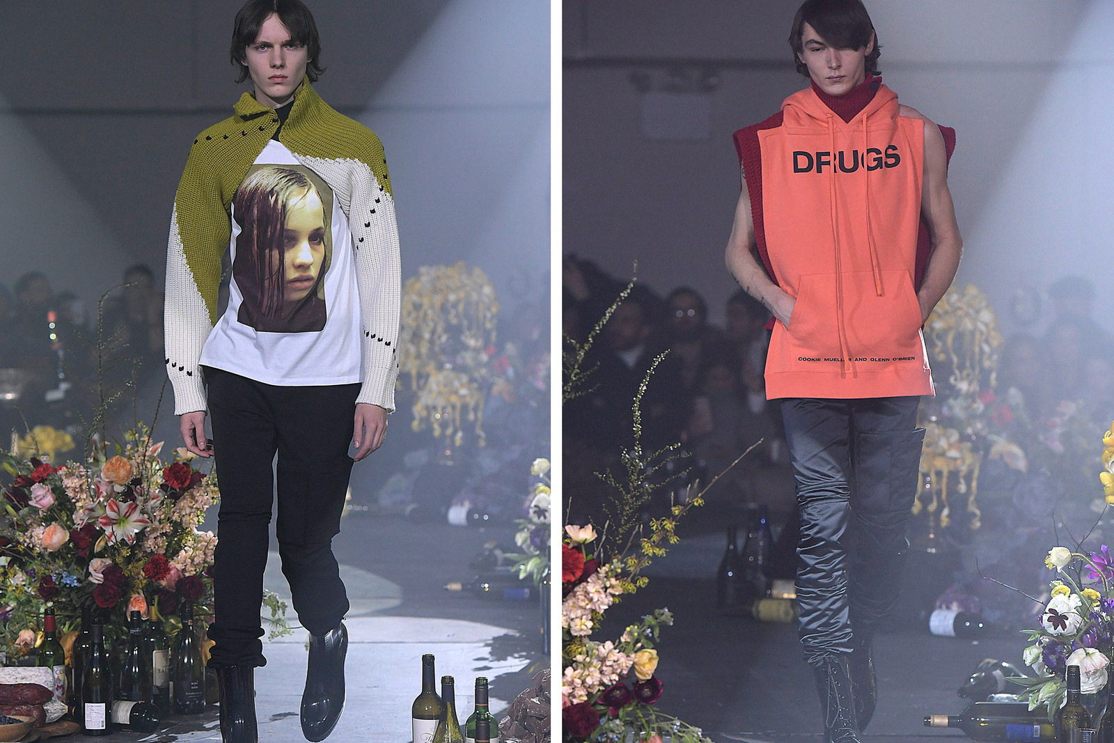 Best Collections New York Fashion Week 2018 Fall/Winter Raf Simons