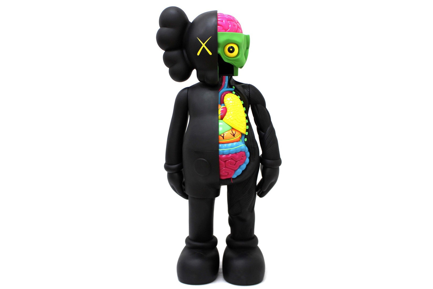 KAWS George Condo Daniel Arsham Rammellzee Koicho Sato Paddle8 Phillips Auction Exhibition