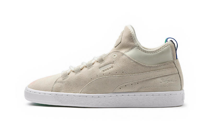 3bfb0e89266 Big Sean   PUMA Unveil a 50th Anniversary Suede Model