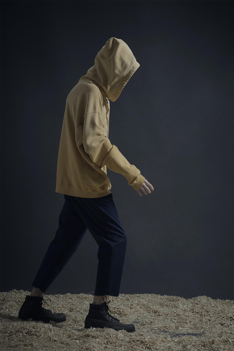 BILLY 2018 Fall Winter Lookbook collection los angeles