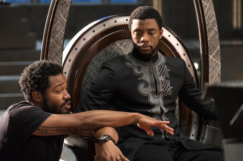 Black Panther Deleted Scene Ryan Coogler Chadwick Boseman T Challa