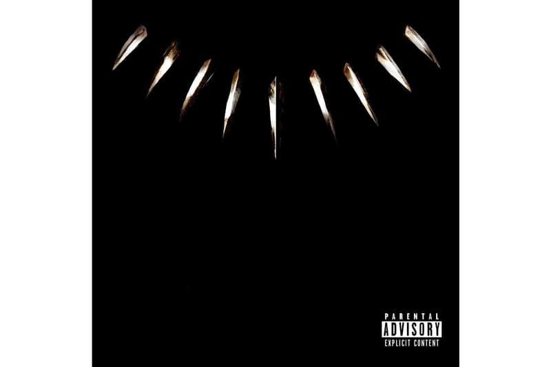Black Panther The Album Kendrick Lamar Top Dawg TDE Soundtrack Stream