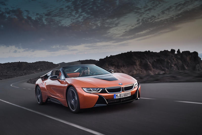 BMW i8 Roadster March 2018 release date info pricing packages cars