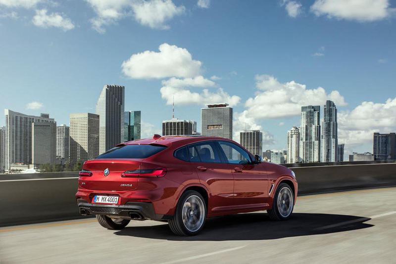 BMW X4 2019 Redesign X3 SUV 7 Series X6